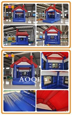 Cabin bouncer make the children life more fun! Owning it and begin the happy time. Inflatable Bouncers, Bouncy House, Child Life, Cabin Homes, Jukebox, More Fun, Special Events, Children, Happy