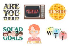 Stranger Things #Stickers