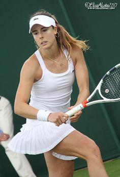 Eugenie Bouchard, Tennis Players Female, Lingerie Dress, Female Athletes, Tennis Racket, Simply Beautiful, Cheerleading, Photograph, Soccer