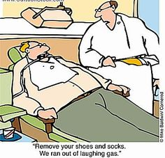 A little dental humor.West Chester dental Arts 403 N. Five Points Road West Chester, PA 19380 (610)696-3371