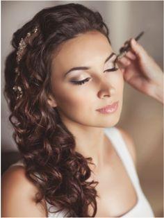 Carol Martin Salonspa Hair And Makeup Todaysbride Natural Bridal Soft