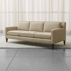 Rochelle Sofa - Crate and Barrel