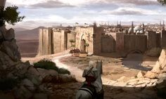 Assassin's Creed Art & Pictures  Damascus
