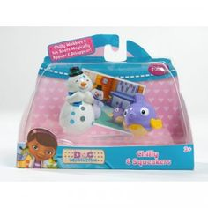 Doc McStuffins Chilly & Squeakers