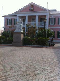 Parliament of The Bahamas, Nassau, The Bahamas