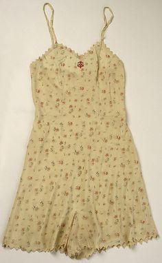 Teddy Coco Chanel, 1927-1928 The Metropolitan Museum of Art