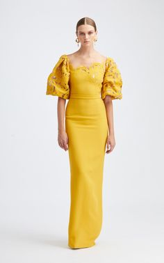 Oscar Dresses, Gala Dresses, Evening Dresses, Long Dresses, Wedding Dresses, Couture Fashion, Girl Fashion, Fashion Design, Simple Gowns