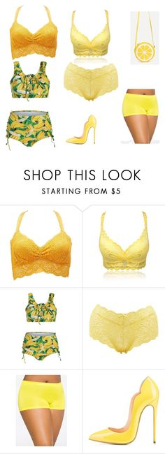"""""""сет лето"""" by alexandra-vdovina on Polyvore featuring мода, Charlotte Russe, WithChic, Ashley Stewart и plus size clothing"""