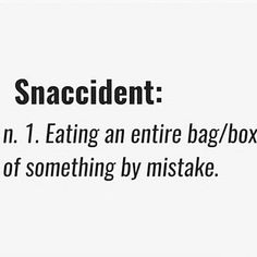 😑! this happens to me far too much! Jus got done #eating a #sharepack of #chocolate #mandms but to be fair it was just a #snaccident ! 😑!😞! 😅 ! #hilarious #bants #funny #jokes #banter #food #junkfood #foodlover #sweets #candy #sweetooth #greedy #hungry #smile #humour #funnies #comedy #AvaLaugh #DTC !