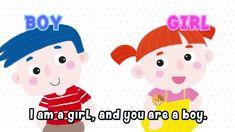 Boy and Girl  | 23 เพลงภาษาอังกฤษยอดฮิต สำหรับเด็กอายุ 2-5 ขวบ | MISbook Baby Music, Boys, Fictional Characters, Baby Boys, Senior Boys, Fantasy Characters, Sons, Guys, Baby Boy