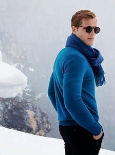 Eric Bompard F/W 13 Collection