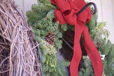 #holidays #plants #wreath