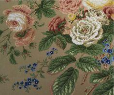 Just in!  Beautiful Ramm Kelmscott Classic English Floral Print Chintz 100% Cotton Fabric