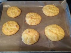 Oopsie Bread. takes only 35 mins. total and is an alternative for bread if you are a diabetic or are eating low carb.