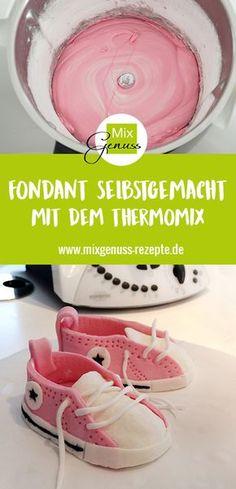 Fondant herstellen im Thermomix – MixGenuss Blog