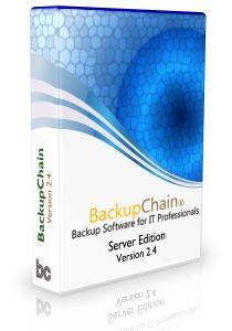 BackupChain Hyper-V Backup v2.4