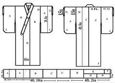 Kimono sewing - Google 検索