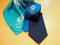 ビームスが「2020年東京五輪」招致委員会のネクタイとスカーフをデザイン | BRAND TOPICS | BUSINESS | WWD JAPAN.COM