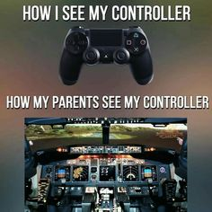 My Mom still insists she can't find Netflix with the PS4 controller even if I turn the PS4 on for her!