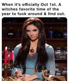 Season Of The Witch, Time Of The Year, Spirituality, Women, Spiritual, Woman