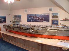 Scale Model Ships, Scale Models, Plastic Model Kits, Plastic Models, Uss Enterprise Cvn 65, Lego Guns, Military Diorama, Aircraft Carrier, Water Crafts