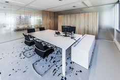 Q8's Benelux Headquarters