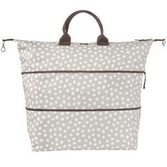 Thirty One 31 Expand a Tote Day Extender Lotsa Dots Brand New Sealed