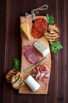 How to Put Together A Great Cheese & Charcuterie Board                                                                                                                                                                                 More