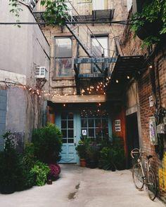 Image via We Heart It #hipster #house #indie #interior #newyorkcity #nyc #vintage