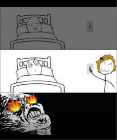 This happens to me when I'm waking up ;-;