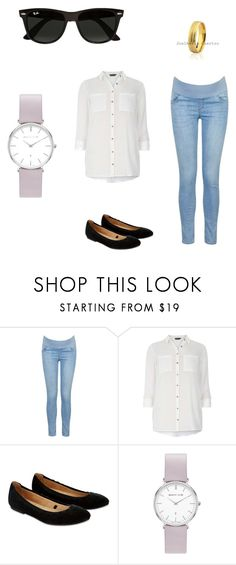 """2023 - Visiting Sentebale"" by dezac-novaes on Polyvore featuring Topshop, Dorothy Perkins, Accessorize, Abbott Lyon and Ray-Ban"