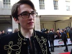 Click to view full size image Isaac Hempstead Wright, Cute Little Boys, Tv Series, People, Image, Fashion, Beautiful Boys, Moda, Fashion Styles