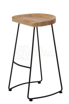 Farmhouse Tractor Stool - Bar Stools Brisbane, Sydney and Melbourne $159