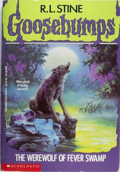 "I got ""The Werewolf of Fever Swamp""! Can We Guess Which ""Goosebumps"" Book Scared You Most? (FAV... but not scary lol)"