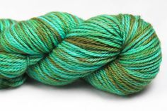 Patina Voyage Aran Yarn by unwindyarncompany on Etsy, $22.00