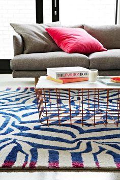 Adore Home magazine - Blog - Rebecca Judd's livingroom