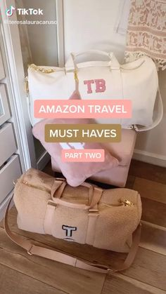 Travel Bag Essentials, Packing Tips For Travel, Travel Ideas, Packing List Beach, Packing Hacks, Amazon Essentials, Travel Hacks, Amazing Life Hacks, Useful Life Hacks