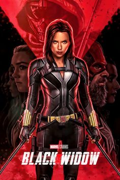 Scarlett Johansson returns, with Florence Pugh, David Harbour, and Rachel Weisz joining. Black Widow is out May Here's everything . Black Widow Film, Film Black, Movie Black, Scarlett Johansson, Rachel Weisz, Natasha Romanoff, Movies To Watch, Good Movies, Movies Free
