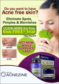 Acnezine Solution is a complete skin care treatment system that deals with the reason of your acne and not just heals and takes away the irregularities you have on your skin.