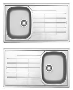 Did you know that most of our Franke sinks are available as right hand or left hand drainers? That's right, we aim to give our loyal customers the best experience when they are using our product. Which drainer would you prefer in your home? Franke Sink, Sinks, South Africa, Kitchen Design, Home Appliances, Student, House Appliances, Sink Units, Design Of Kitchen