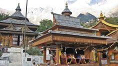Bhimakali temple_Sarahan_Himachal Pradesh_India