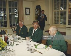 The Masters Dinner, serving whatever takes your fancy since 1952. Since Ben Hogan suggested and hosted the first in 1952, there have been some strange food offerings at the most prestigious dinner club in the world. And what the hell are bobotie and sosaties anyway?   Golf   The News Hub