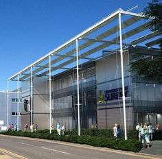 5G Innovation Centre plans move closer to reality | University of Surrey - Guildford
