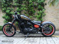 Moto Honda Shadow 600 VT C - 2003 - R$ 15,000.00