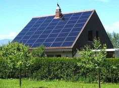 Awesome Solar Panel Home Design Ideas - Amazing House Decorating ...