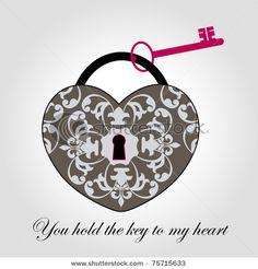 love the fleur de lis in the filligree