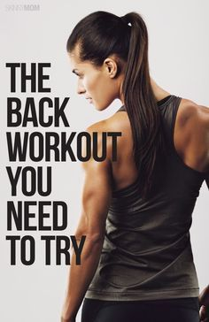 Tired of that stubborn back fat? Try this workout!