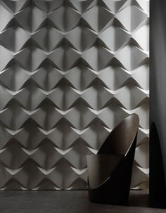 Wall Panels With 3D Effect | DigsDigs