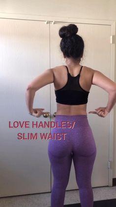 Slim Waist Workout, Buttocks Workout, Full Body Gym Workout, Summer Body Workouts, Back Fat Workout, Band Workout, Gym Workout Videos, Gym Workout For Beginners, Fitness Workout For Women