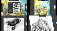 تطبيق الرسم Painter Mobile للأندرويد - سلكت